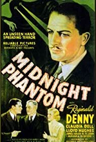 Midnight Phantom (1935) Poster - Movie Forum, Cast, Reviews