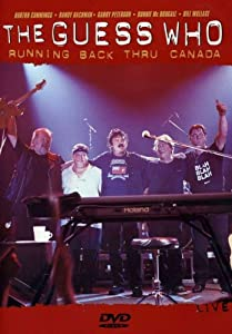 The Guess Who: Running Back Thru Canada by none