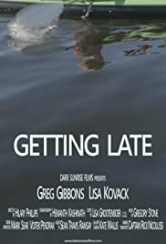 Getting Late Poster