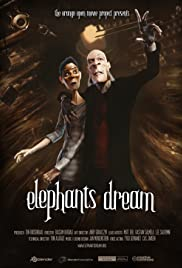 Elephants Dream Poster