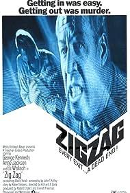 Zig Zag (1970) Poster - Movie Forum, Cast, Reviews