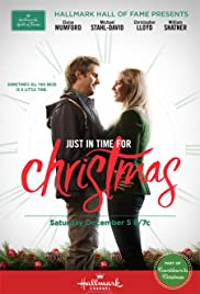 Just in Time for Christmas Poster