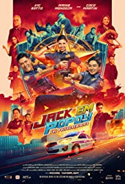 Jack em Popoy: The Puliscredibles Poster