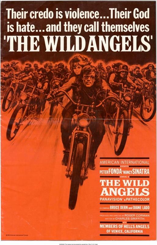 Resultado de imagen de wild angels 1966
