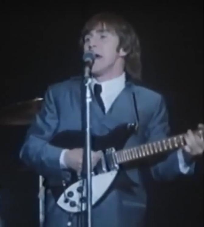 Mark McGann in John and Yoko: A Love Story (1985)