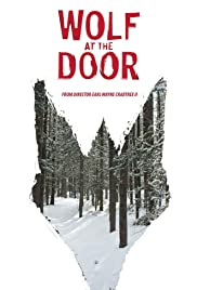 Wolf at the Door Poster