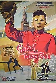 Zdravstvuy, Moskva! Poster
