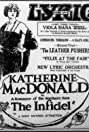 The Infidel (1922) Poster