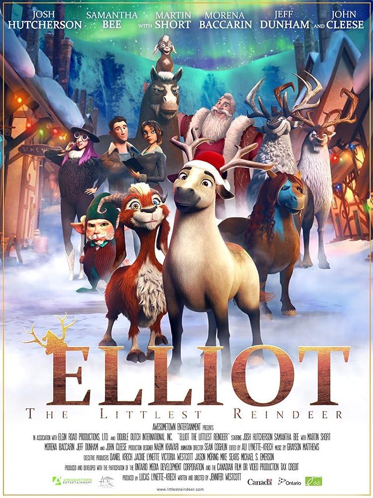 Еллiот - найменше оленя Санти cкачать через торрент в HD