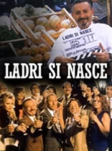 Best free movie websites no download Ladri si nasce Italy [WEB-DL]