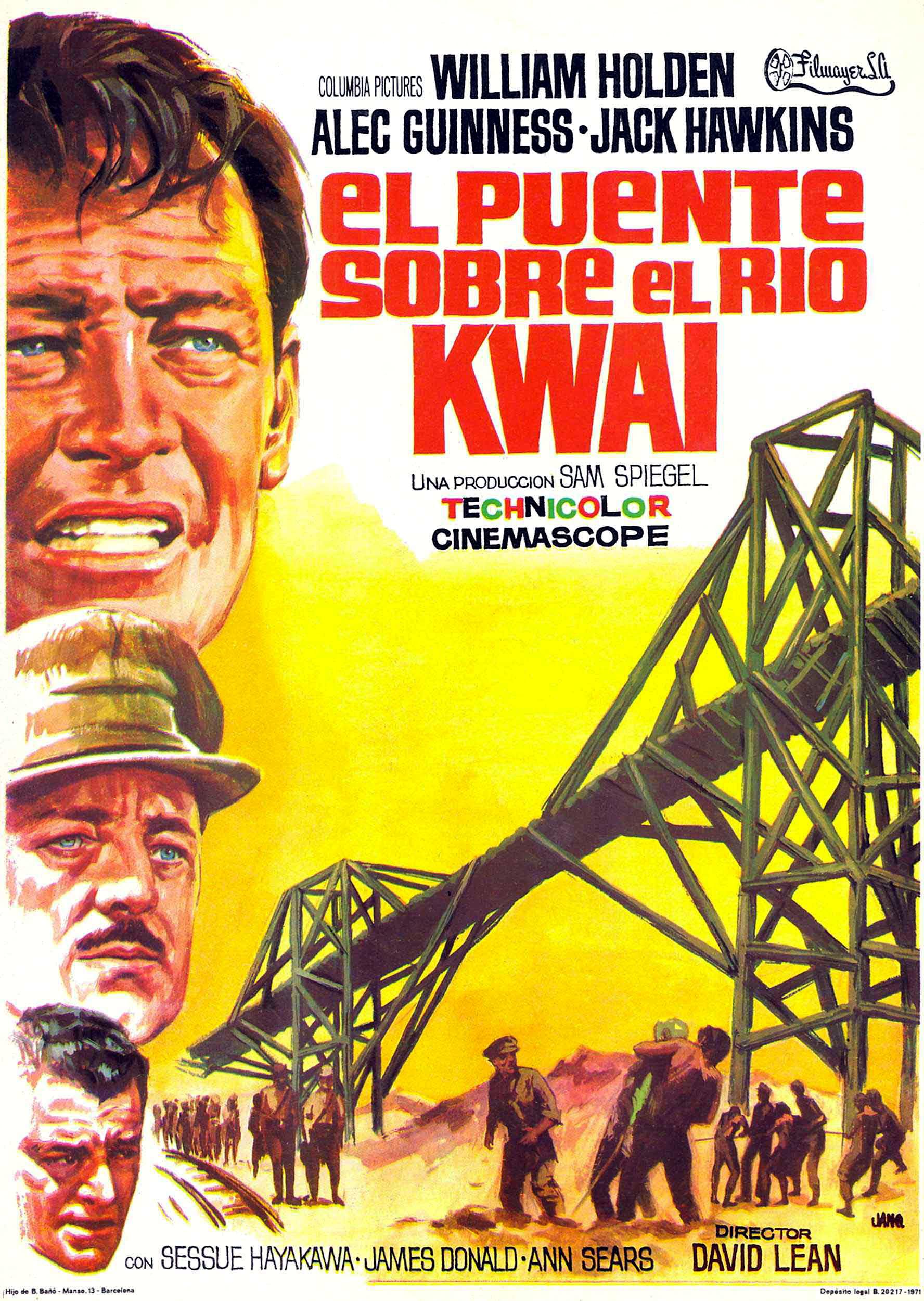 A Ponte do Rio Kwai [Dub] – IMDB 8.2