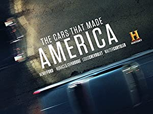 Where to stream The Cars That Made America