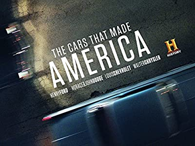 Latest movie to download The Cars That Made America by none [BluRay]