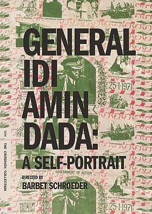 General Idi Amin Dada Poster