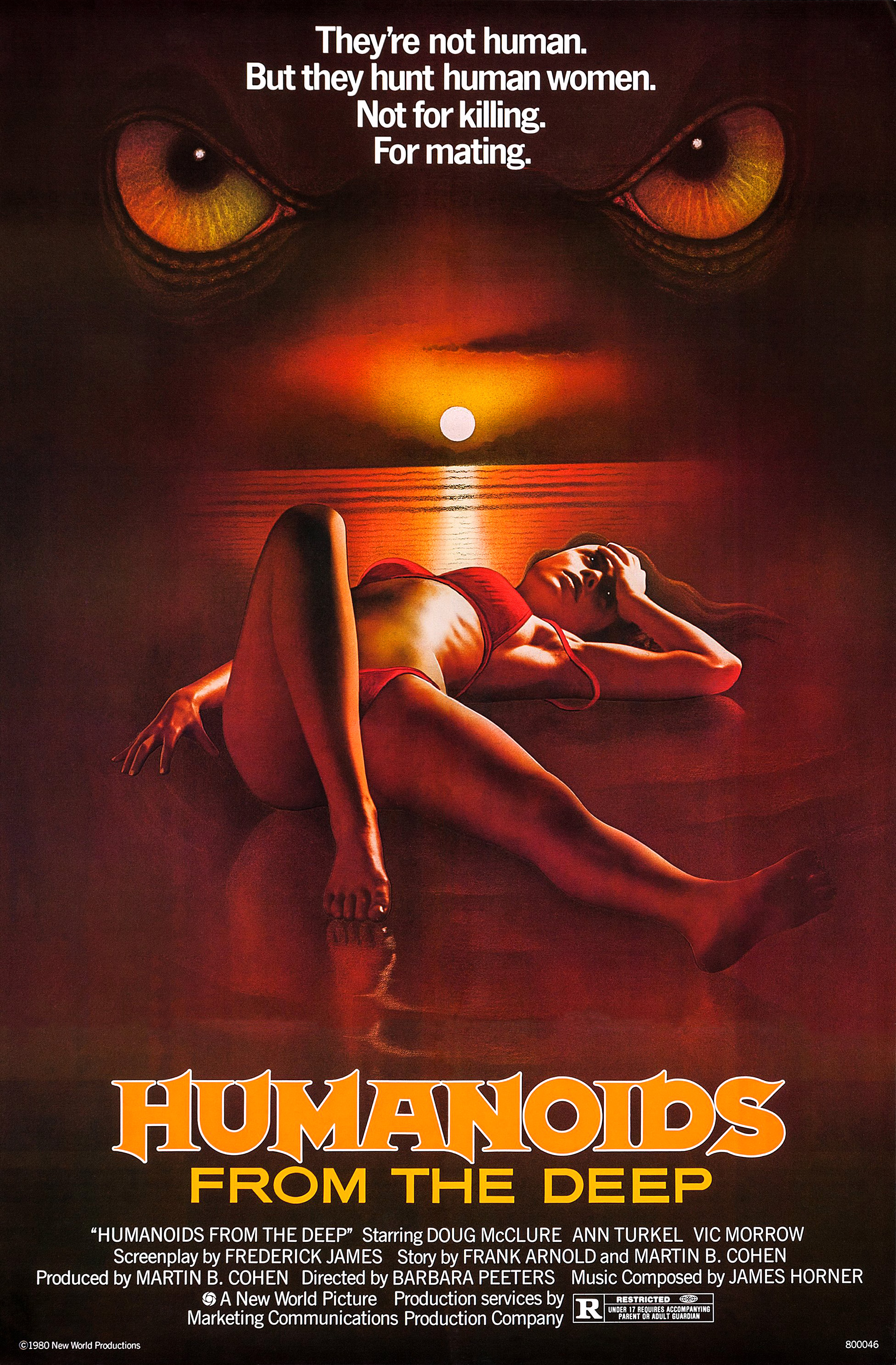 Humanoids from the Deep (1980) - IMDb