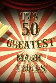 TVs 50 Greatest Magic Tricks Poster