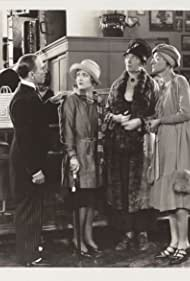 Arthur Hoyt, Laura La Plante, Aileen Manning, and Joan Standing in Home, James (1928)
