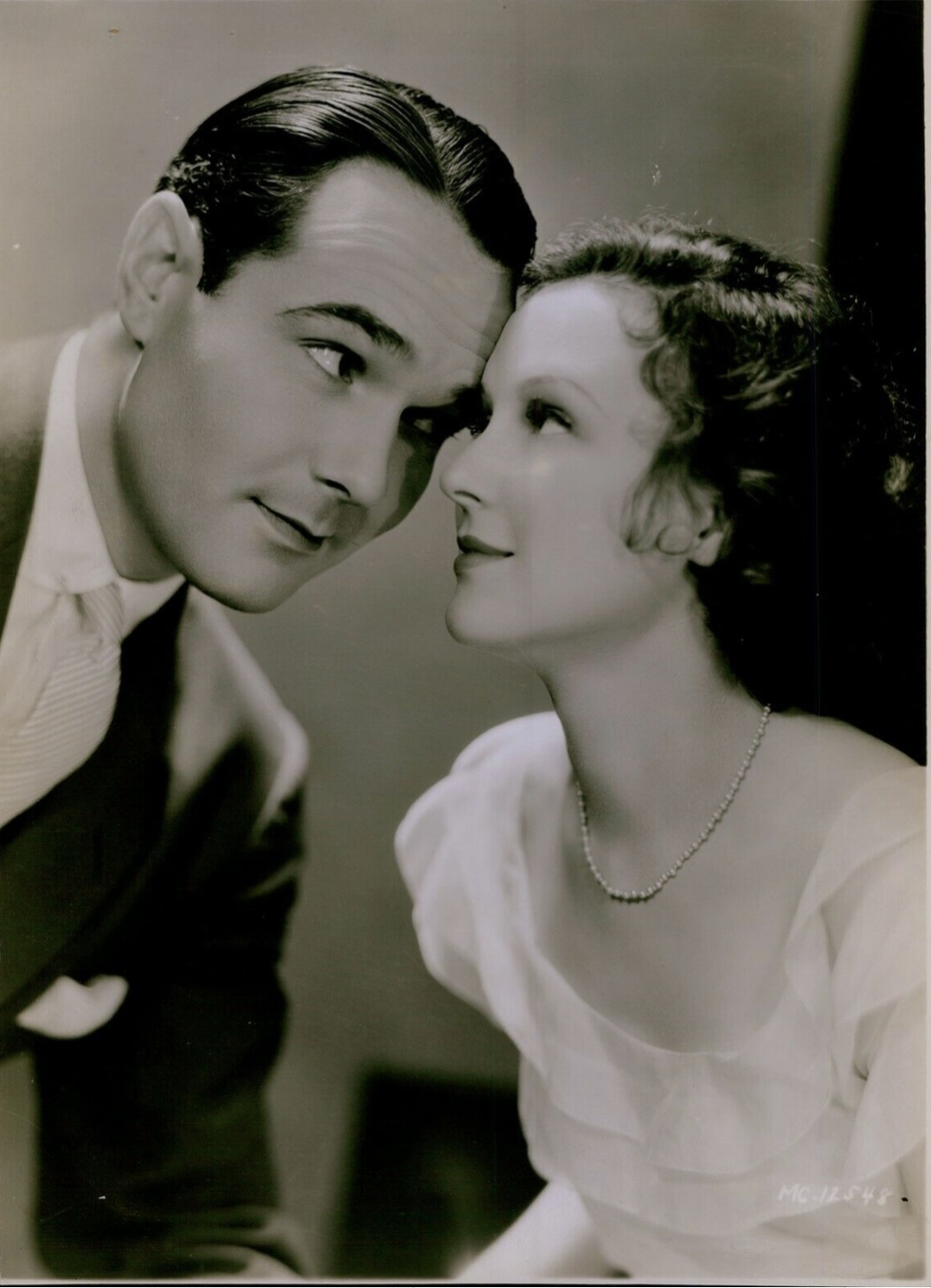 William Haines and Dorothy Jordan in A Tailor Made Man (1931)