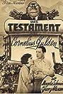 The Testament of Cornelius Gulden (1932) Poster