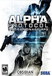 Alpha Protocol Poster