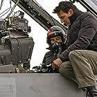 Tom Cruise and Monica Barbaro in Top Gun: Maverick (2021)