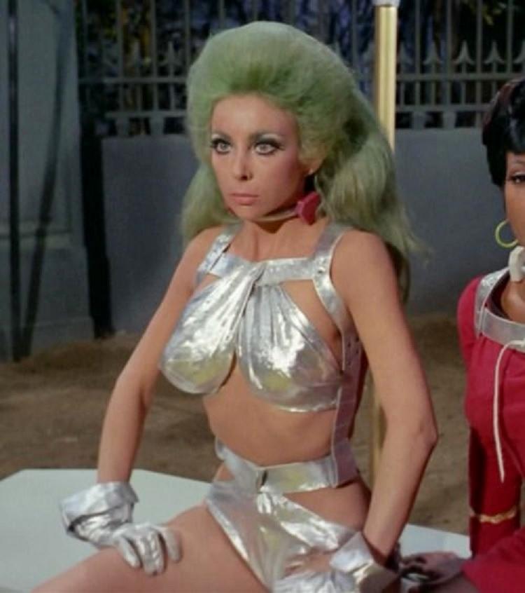 Angelique Pettyjohn in Star Trek (1966)