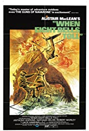 When Eight Bells Toll (1971) Poster - Movie Forum, Cast, Reviews