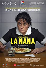 Catalina Saavedra in La Nana (2009)