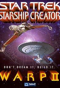 Primary photo for Star Trek: Starship Creator Warp 2