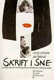 Skrift i sne (1966)