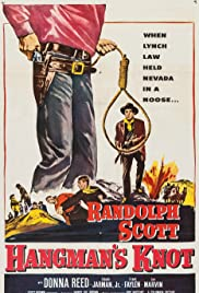 Hangman's Knot (1952) Poster - Movie Forum, Cast, Reviews
