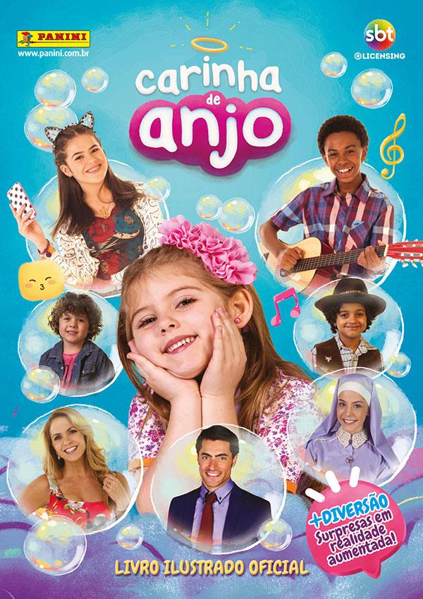 Lucero, Priscila Sol, Carlo Porto, Maisa Silva, Jean Paulo Campos, Lorena Queiroz, Gabriel Miller, and Leonardo Oliveira in Carinha de Anjo (2016)