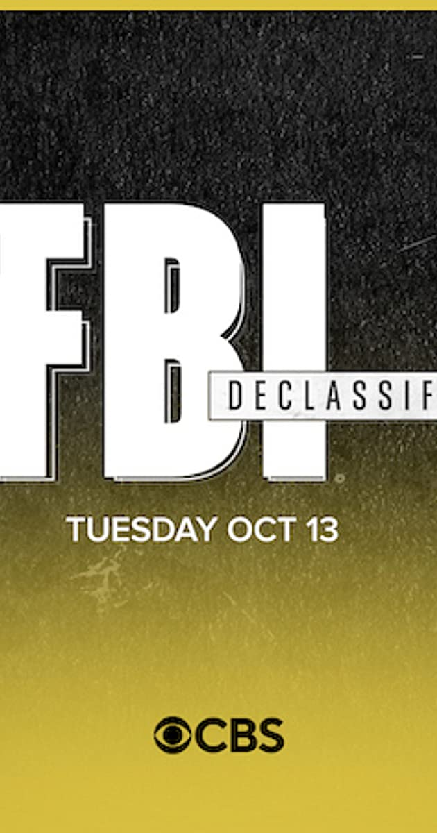 image poster from imdb - The FBI Declassified (2020) • TVSeries