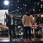 In-hwan Park and Song Kang in Nabillera (2021)