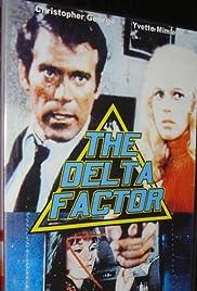 The Delta Factor(1970) Poster - Movie Forum, Cast, Reviews