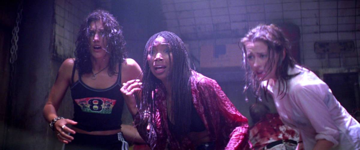 Jennifer Love Hewitt, Brandy Norwood, and Jennifer Esposito in I Still Know What You Did Last Summer (1998)