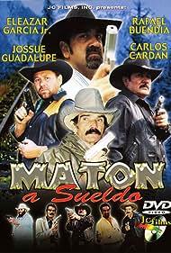 Rafael Buendía, Carlos Cardán, and Eleazar Garcia Jr. in Maton a sueldo (2002)