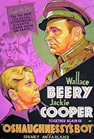 Wallace Beery and Jackie Cooper in O'Shaughnessy's Boy (1935)
