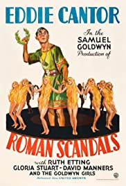 Roman Scandals (1933) Poster - Movie Forum, Cast, Reviews