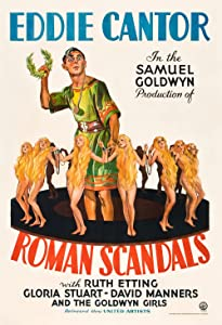 Best quality free movie downloads Roman Scandals by A. Edward Sutherland [320x240]