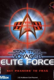 Star Trek Voyager: Elite Force Poster