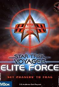 Primary photo for Star Trek Voyager: Elite Force