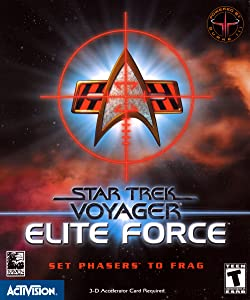 the Star Trek Voyager: Elite Force download