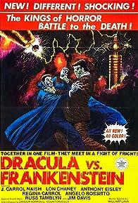 Primary photo for Dracula vs. Frankenstein