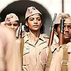 T.J. Bhanu in The Forgotten Army - Azaadi ke liye (2020)