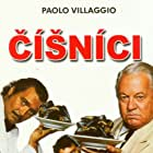 Diego Abatantuono, Antonio Catania, Marco Messeri, and Paolo Villaggio in Camerieri (1995)