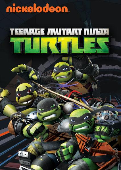 Черепашки-ниндзя / Teenage Mutant Ninja Turtles / 2012
