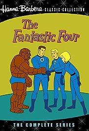 Fantastic Four Poster - TV Show Forum, Cast, Reviews