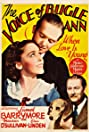 The Voice of Bugle Ann (1936) Poster