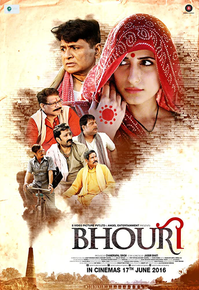 Bhouri 2016 Hindi Movie 480p HDRip 400MB x264 AAC